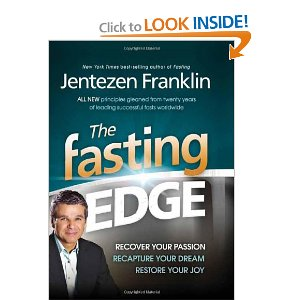 Franklin's latest book on the subject of FASTING