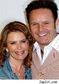 Roma Downey, Star of Touch by an Angel and  husband, Mark Burnett (The Voice, Survivor, Shark Tank, Celebrity Apprentice).
